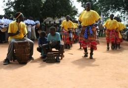 Dance troupe Kitgum