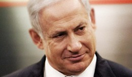 Netanyahu flickr- Lance Page _ t r u t h o u t; Adapted- Pete Souza