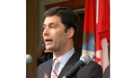 Mario Dumont , leader of the rightist Action Democratique du Quebec (ADQ),