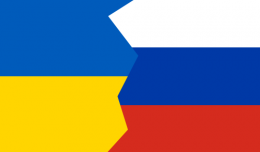 ukraine-russia-flags