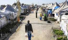 1_Syria_camp in Turkey