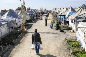 1_Syria_camp in Turkey