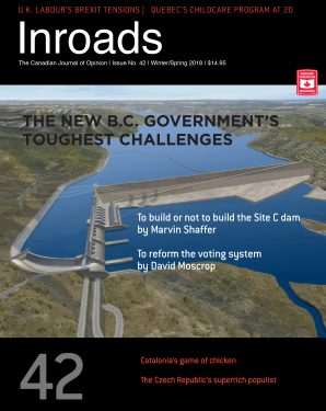 Inroads 42 Cover
