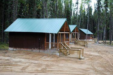 Camp Hope, Montreal Lake Cree Nation, Saskatchewan.