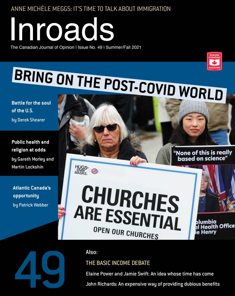 Inroads 49 Cover